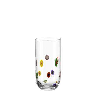 Leonardo Millefiori Long Drink Tall Tumbler