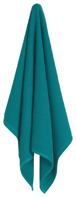 Ripple Kitchen Towel | Peacock