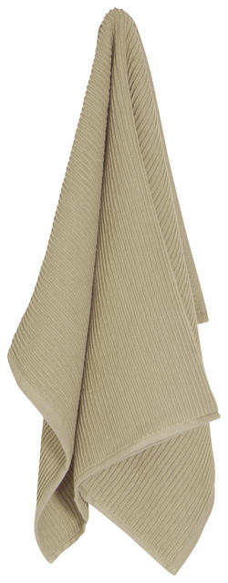 Ripple Kitchen Towel | Sandstone