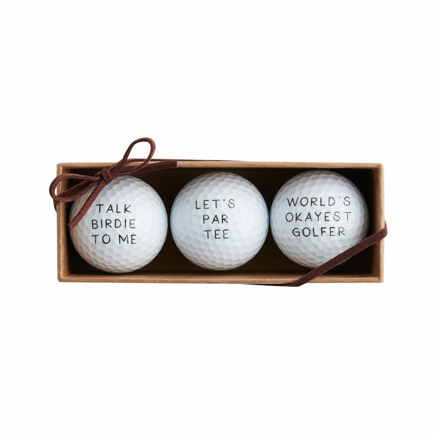 Let's Par Tee | Golf Ball Set