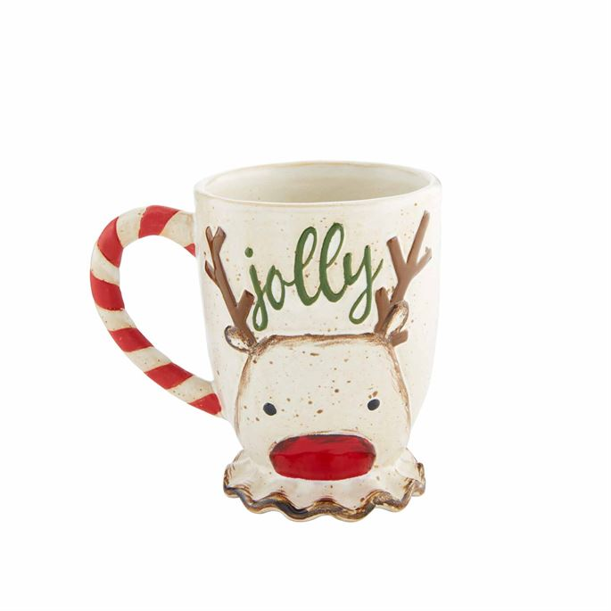 Farmhouse Mug | Reindeer