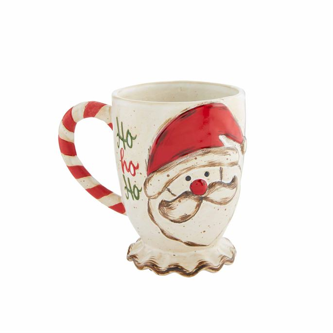 Farmhouse Mug | Santa