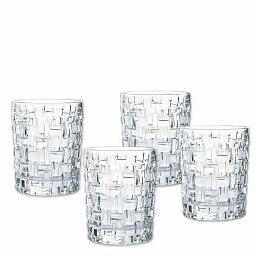 Nachtmann Bossa Nova Whisky Tumbler | Set of 4
