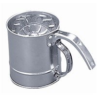 1 Cup Finger Trigger Flour Sifter