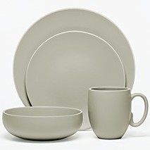Vera Wang Wedgwood Naturals 4pc Place Setting | Leaf