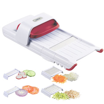 Zyliss 4-in-1 Multi Slicer | Grater