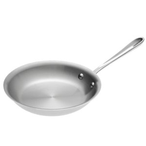 "All-Clad Stainless Steel 8"" Fry Pan"