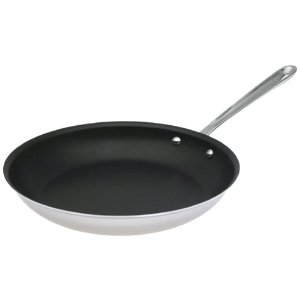 "All-Clad Stainless Steel 12"" Nonstick Fry Pan"