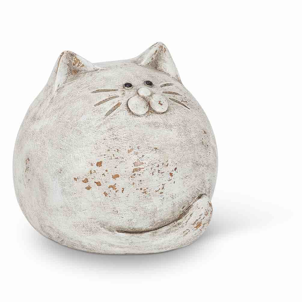 Ball Cat Decor Piece