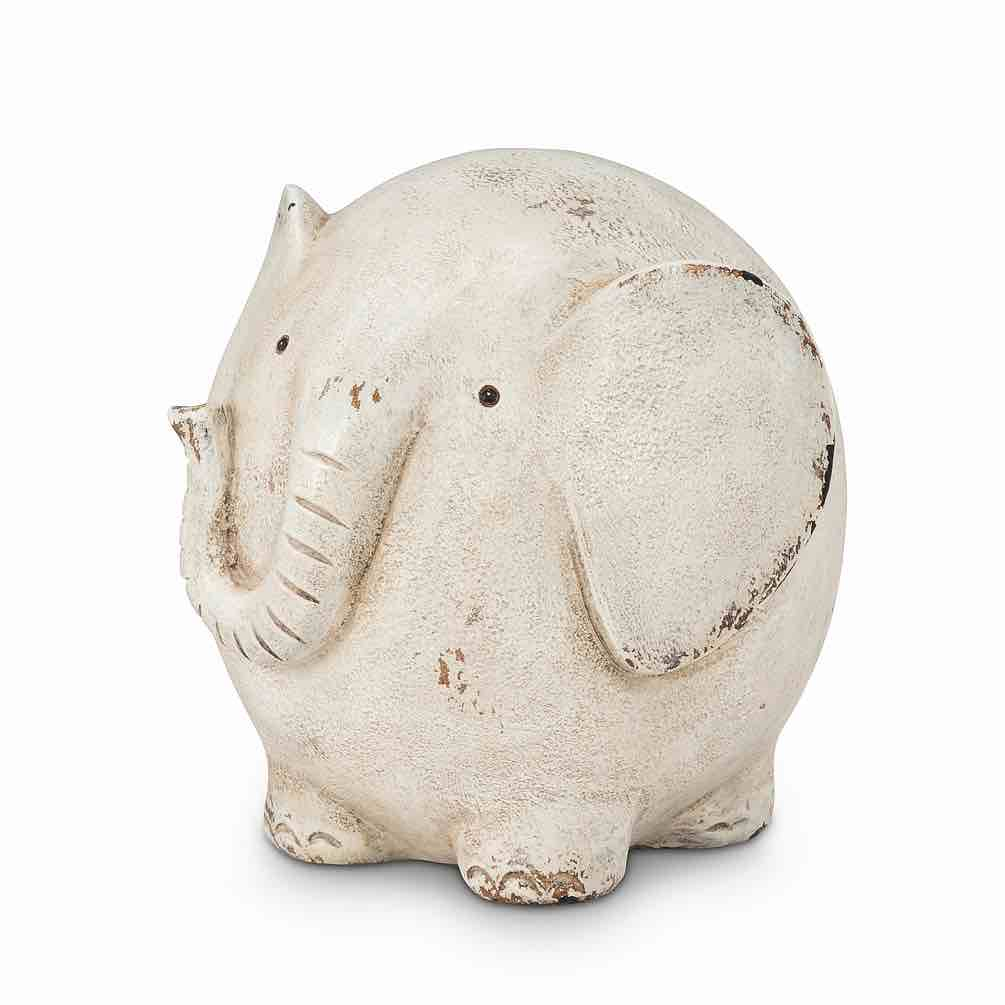 Ball Elephant Decor Piece