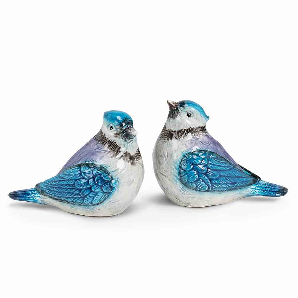 Blue Jays Salt & Pepper Shakers