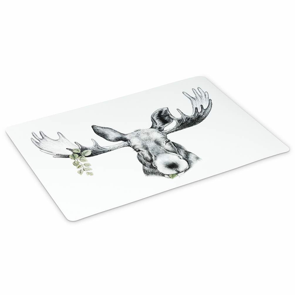 Placemat | Forest Prince Moose