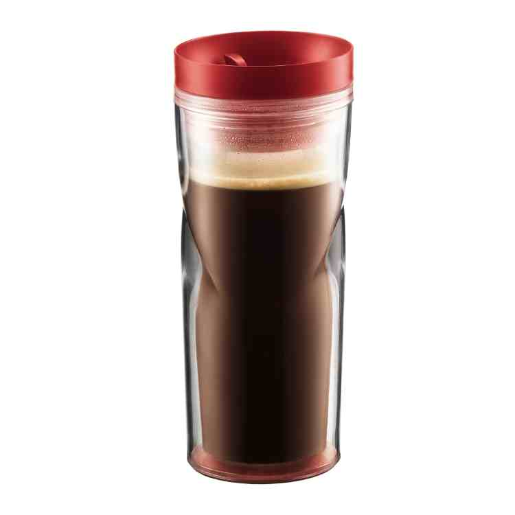 Bodum ANYWHERE Travel Mug 15oz Red