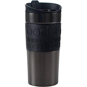 Bodum Travel Mug | Gun Metal