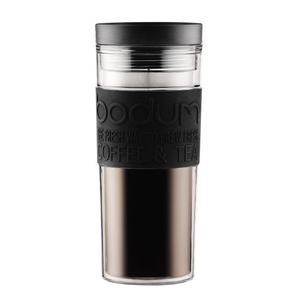 Bodum 15oz Travel Mug | Black