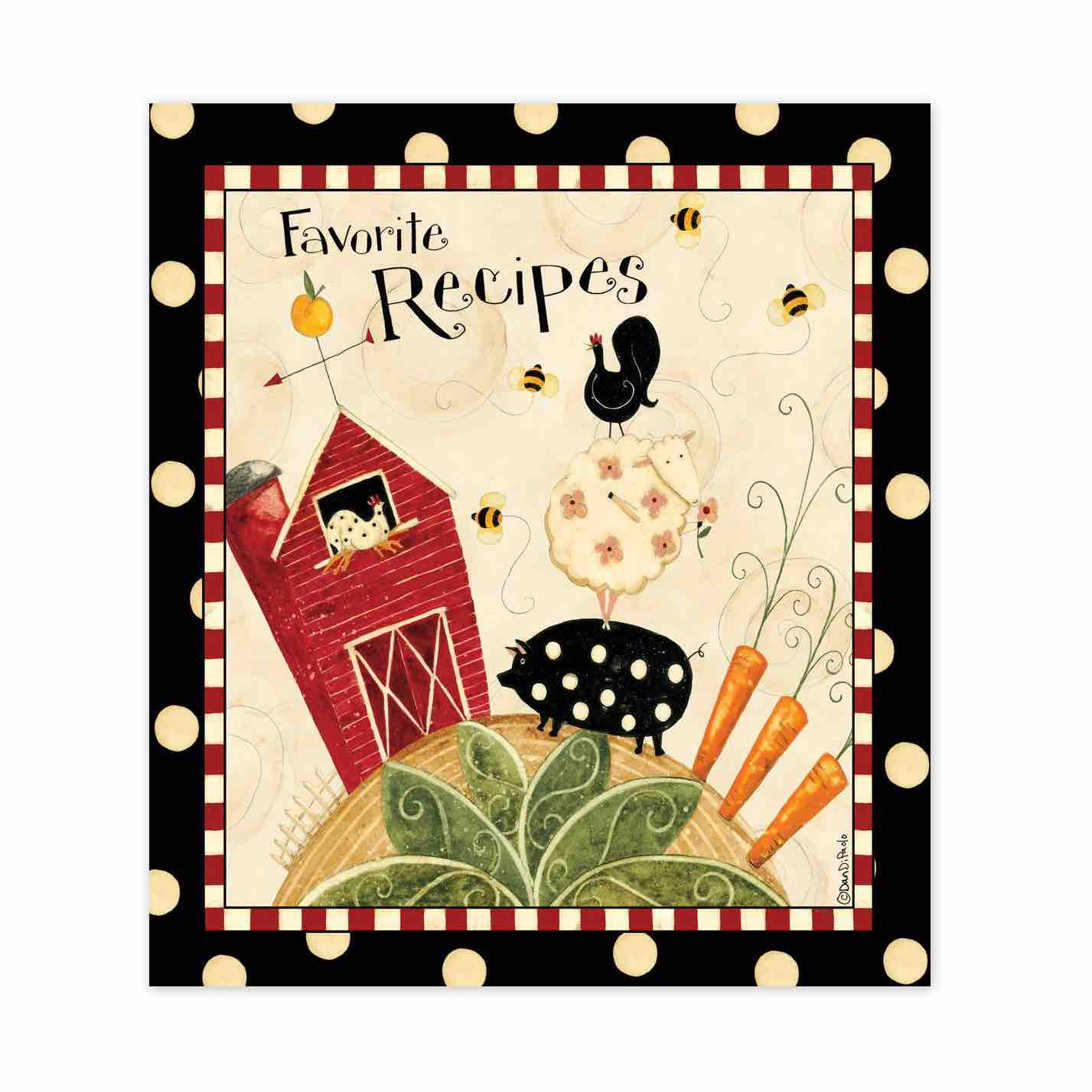 Recipe Card Binder Album | Fresh Is Good