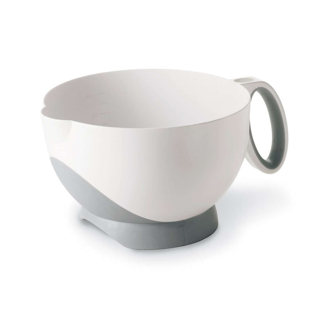 Cuisipro Deluxe Batter Bowl | Grey