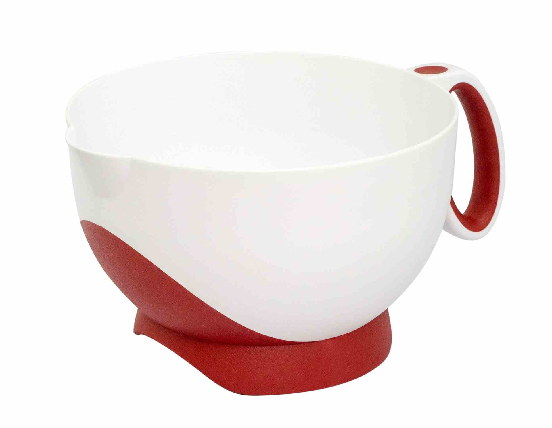 Cuisipro Deluxe Batter Bowl | Red