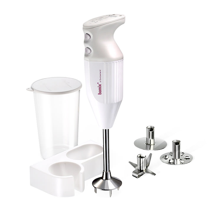 Bamix - M133 Mono Immersion Blender 6pc Set