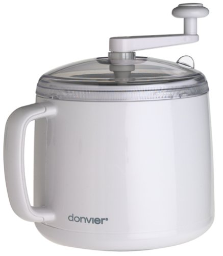 Donvier Premier 1qt Ice Cream Maker