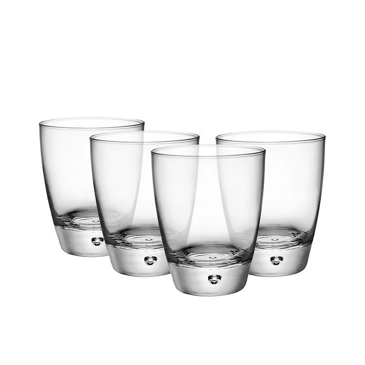Luna DOF Glasses 11.5oz | Set of 4