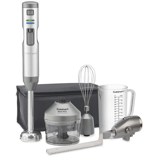 Cuisinart SmartStick Rechargeable Hand Blender + Electric Knife