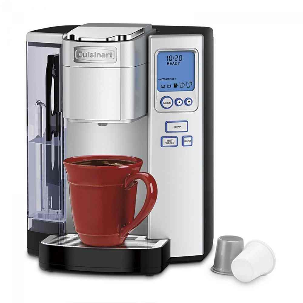 Cuisinart Premium Single Serve Coffeemaker | Keurig Compatible