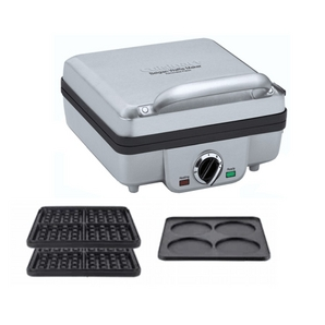 Cuisinart Belgian Waffle Maker with Pancake Plate