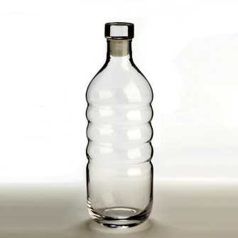 SPA Glass Water Bottle 40oz