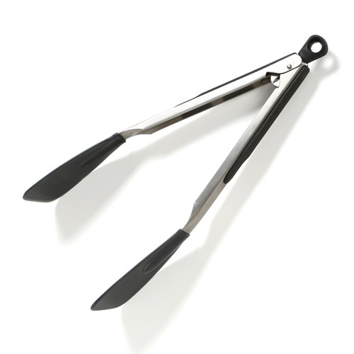 OXO Good Grips Silicone Flexible Tongs