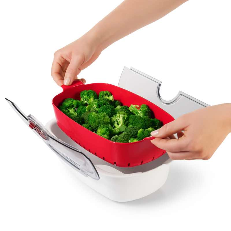 OXO Good Grips Microwave Steamer