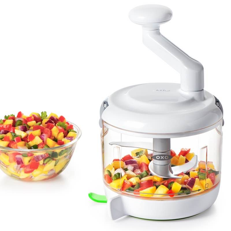 OXO Good Grips Manual Food Processor