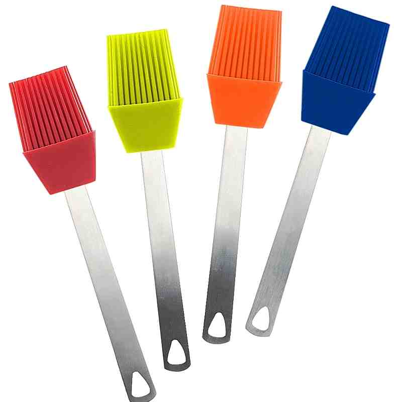 Mini Silicone Basting Brush
