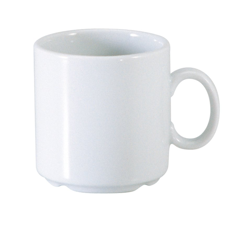 Mug 8oz Stackable
