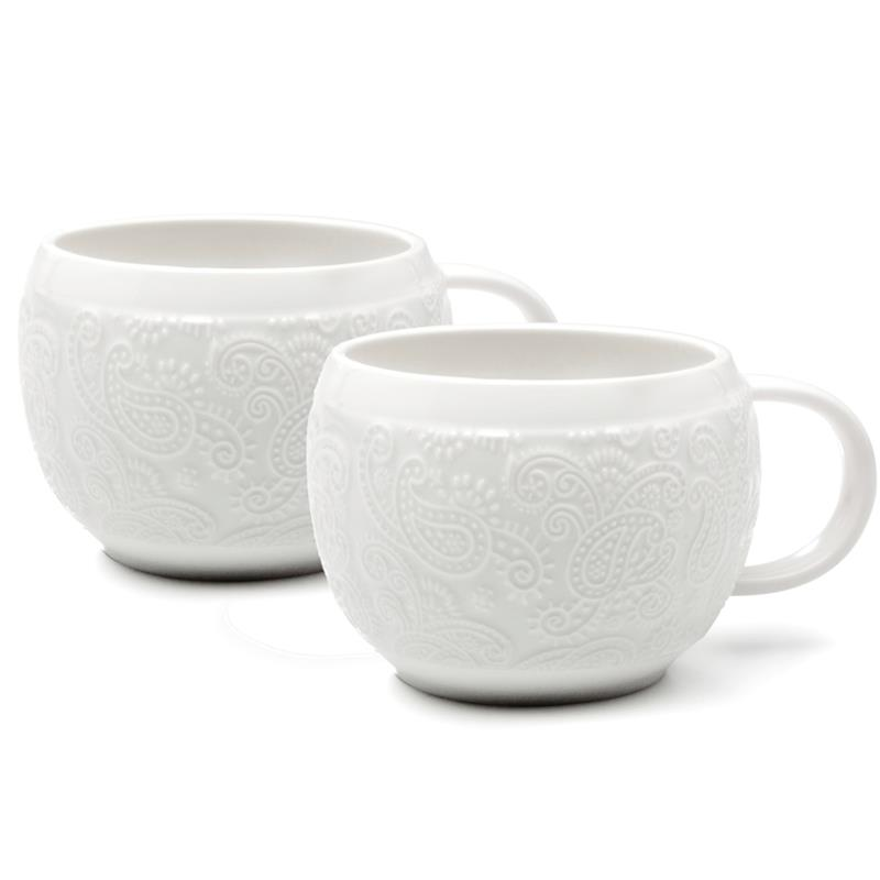 Chalet Chic Mugs | Set of 2