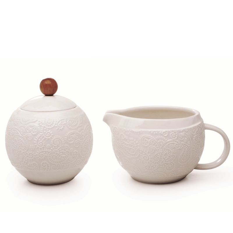 Chalet Chic Cream & Sugar Set