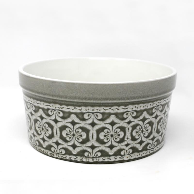 BIA DOMINIQUE Soufflé Dish 1.2L| Grey