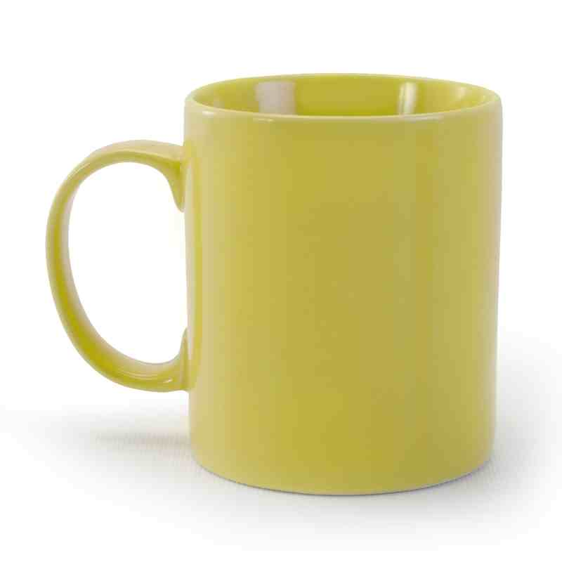 Mug 11oz - Yellow