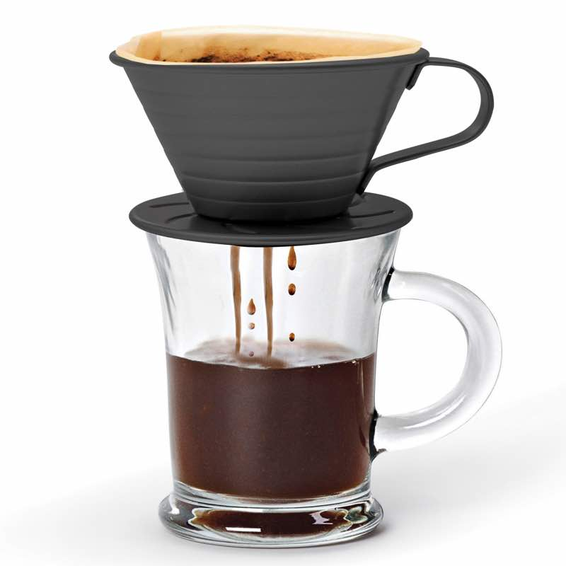 CAFÉ CULTURE Pour-Over Coffee Brewer