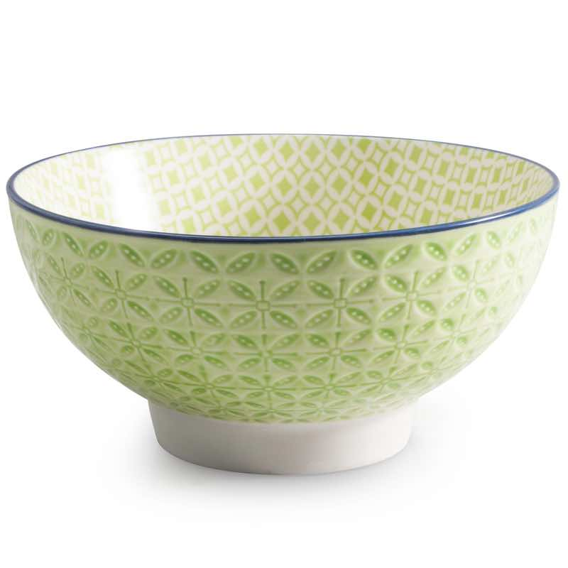 BIA Aster Cereal Bowl | Green