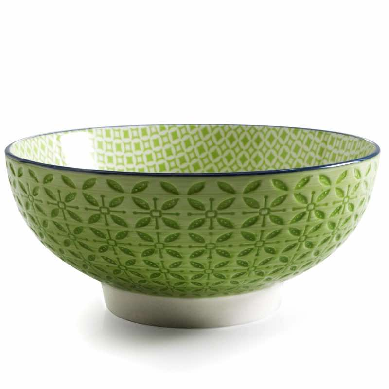 BIA Aster Serving Bowl | Green