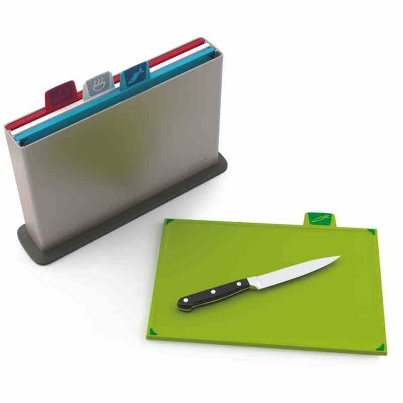 JosephJoseph INDEX Cutting Board Set