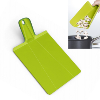 Chop2Pot PLUS Cutting Board | Green