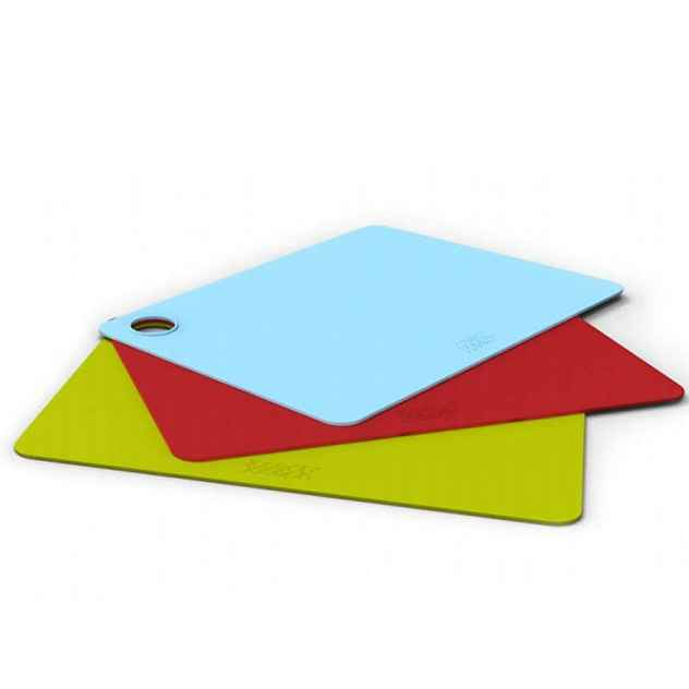 JosephJoseph POP Flexible Chopping Mats | Cutting Board Set