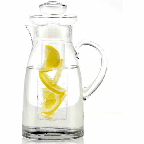 Glass Pitcher | Simplicity Flavor Infusing
