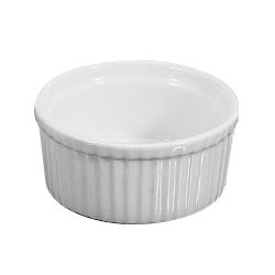 BIA White Ceramic Ramekin 125mL