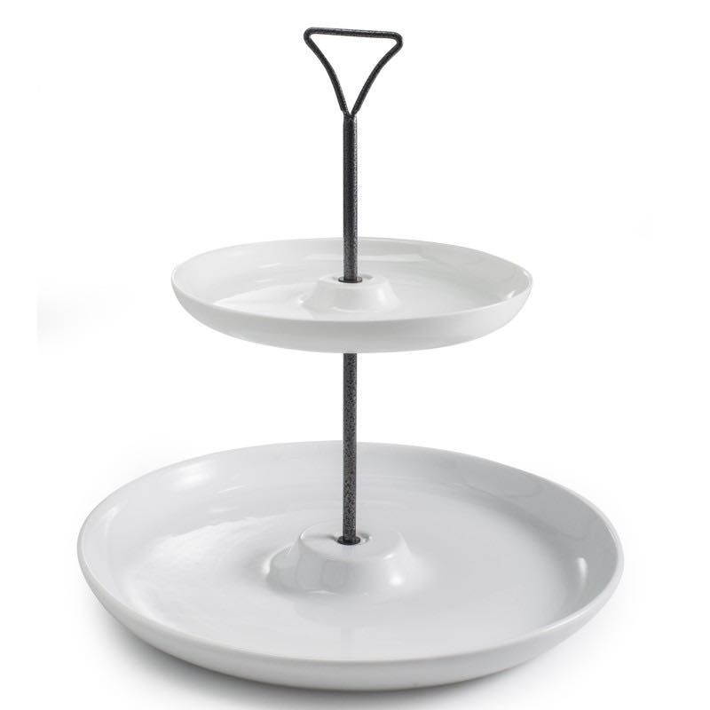 2-Tier Serving Dish