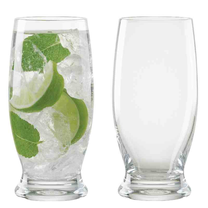 Manhattan Long Drink Tumbler - Set of 2