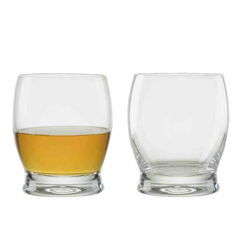 Manhattan Whisky Glasses - Set of 2