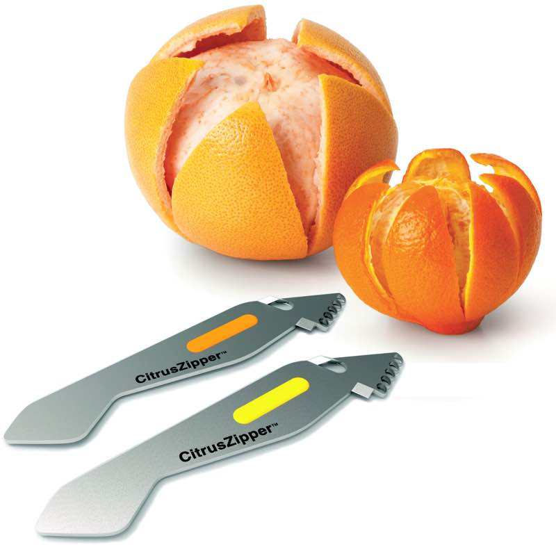 CitrusZipper Peel & Zest Tool